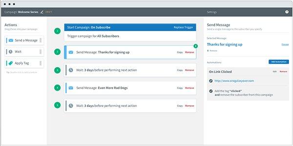 Autoresponder Integration for Email Marketing