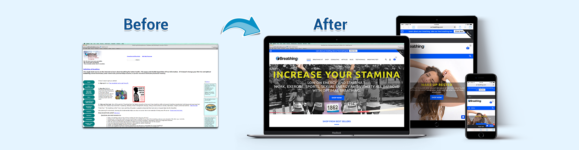 Before and After - Breathing.com