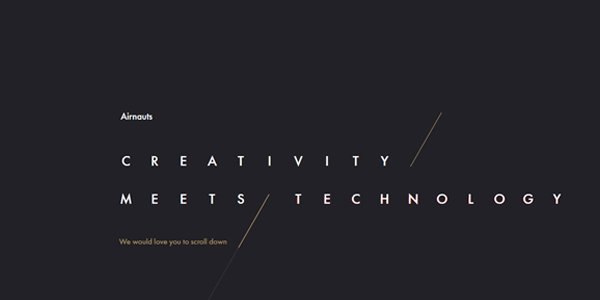 Websites with Integrated Animation