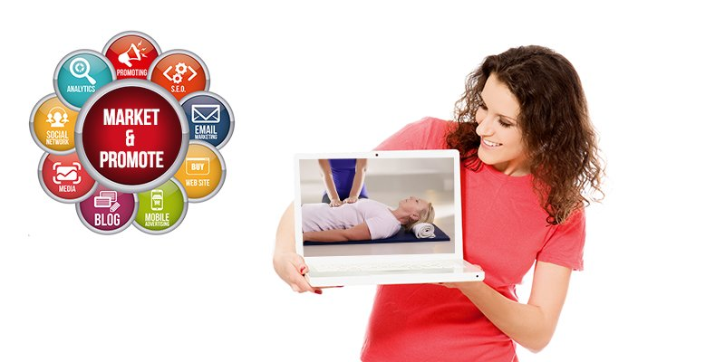 Your Reiki website will help you market and promote your business well